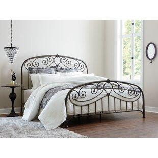 Schaumburg Panel Bed by Three Posts