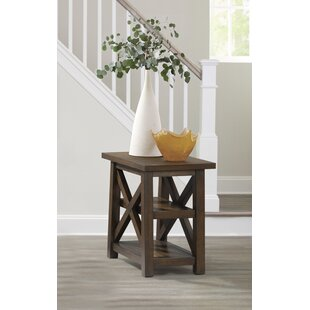 Scranton End Table by Gracie O..