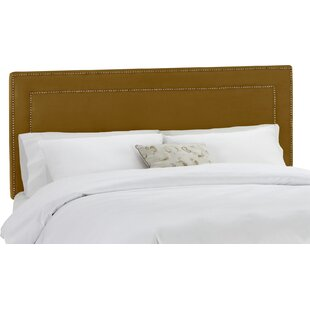 Ibin Upholstered Panel Headboard by Gracie Oaks Savings