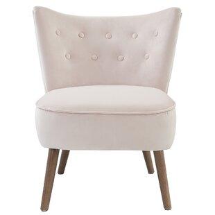 Wrought Studio Fairman Slipper Chair