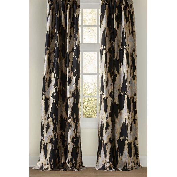 Metallic Jewel Toned Curtains Wayfair