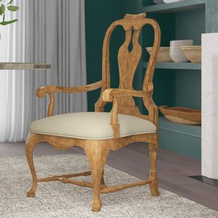Tekamah Solid Wood Dining Chair by Greyle..