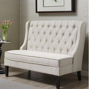 Moriah Upholstered Bench ByThree Posts