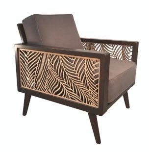 Brayden Studio Childers Armchair