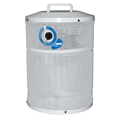 AirMed Series Exec Supreme HEPA Air Purifier with Activated Carbon Filter Aller Air