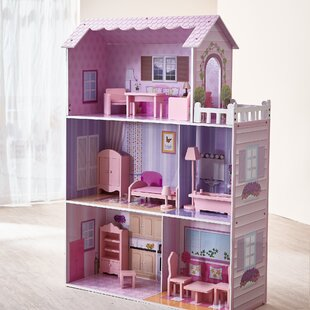 Fully Assembled Dollhouses Wayfair