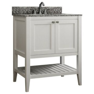 Vanguard 30 Single Bathroom Vanity Base Only By CNC Cabinetry