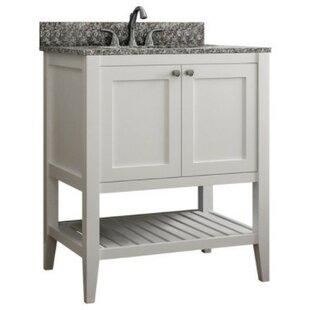 Savings Vanguard 36 Single Bathroom Vanity Base Only ByCNC Cabinetry