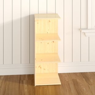 Brantley 88cm Bookcase By Harriet Bee