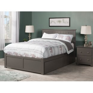 Best Reviews Bolin Full Platform Bed with Trundle by Isabelle & Max Reviews (2019) & Buyer's Guide