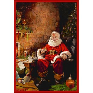 Order North Burnet–Gateway Christmas Party Area Rug ByThe Holiday Aisle