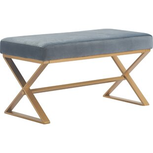 Aveline Upholstered Bench by Elle Decor