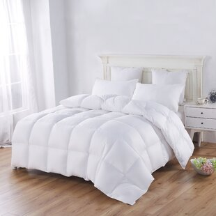 Hypoallergenic Fall/Spring Down Alternative Duvet Insert
