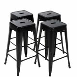 Emmie 30 Bar Stool (Set of 4) by Williston Forge