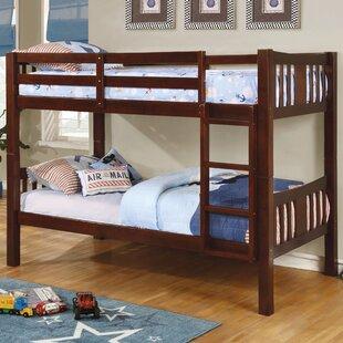 Martel Full Over Full Bunk Bed by Hokku Designs