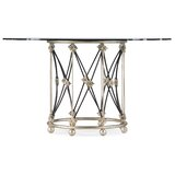 Sanctuary 2 Dining Table Base by Hooker Furniture