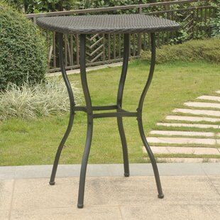 Stapleton Resin Wicker Bistro Table