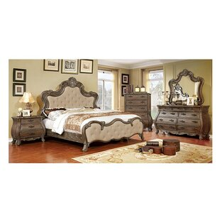 Kristopher Panel Configurable Bedroom Set