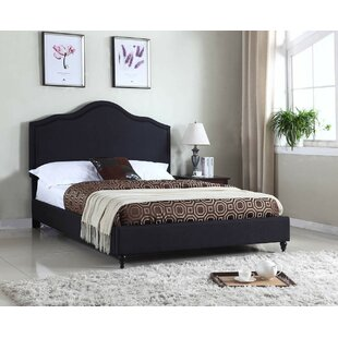 Compare & Buy Boydton Upholstered Platform Bed by Charlton Home Reviews (2019) & Buyer's Guide