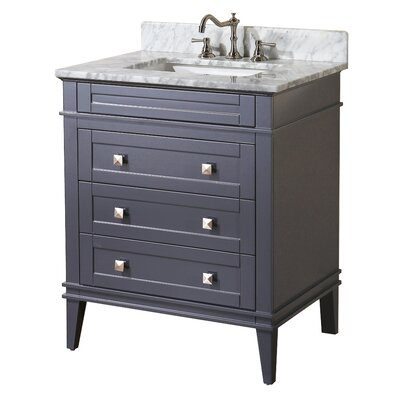 "Bathroom Vanities East Brunswick Nj kbc abbey 30"" single bathroom vanity set & reviews 