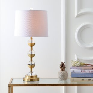 Mercury Row Marlatt 2 Piece Table Lamp Set (Set of 2)