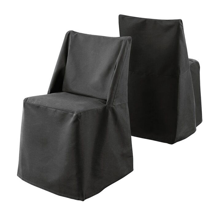 Amazing Cotton Duck Box Cushion Dining Chair Slipcover Andrewgaddart Wooden Chair Designs For Living Room Andrewgaddartcom