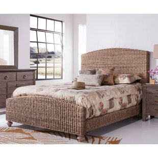 Panama Jack Home Driftwood Woven Panel Bed