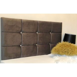 Early Upholstered Headboard By Rosdorf Park