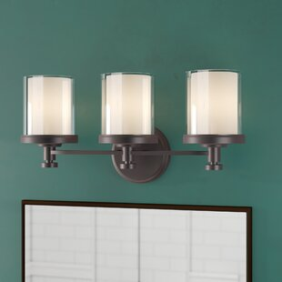 Bevilacqua 3-Light Vanity Light