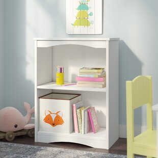 Coupon Beedle Wooden Bookcase by Three Posts Reviews (2019) & Buyer's Guide