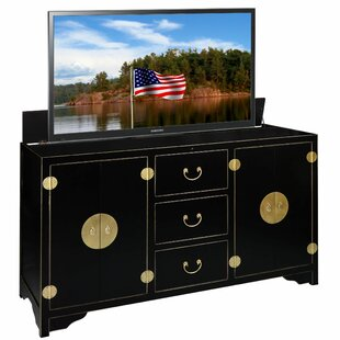 Moyers Solid Wood TV Stand For TVs Up To 60