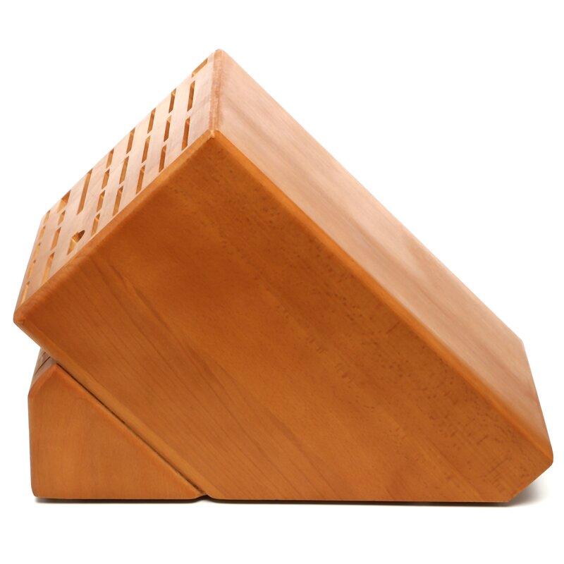 Classic 35-Slot Knife Block