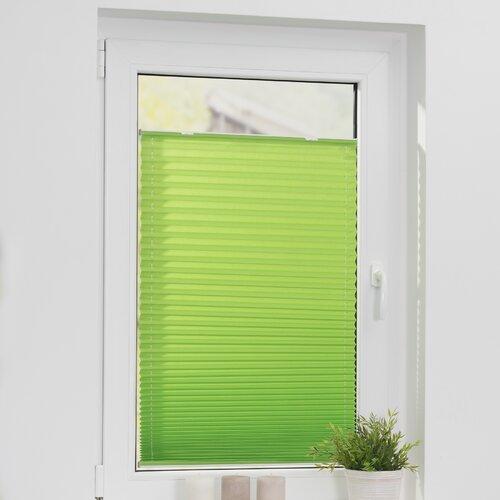 Plissee Blickdicht | Heimtextilien > Jalousien und Rollos | Grün | ClearAmbient
