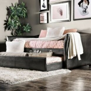 Affordable Shephard Twin Daybed with Trundle by Ivy Bronx Reviews (2019) & Buyer's Guide