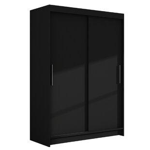 Eagleton 2 Door Sliding Wardrobe By 17 Stories