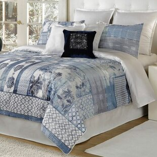 Quinn Comforter Collection by Spectrum Home Textiles