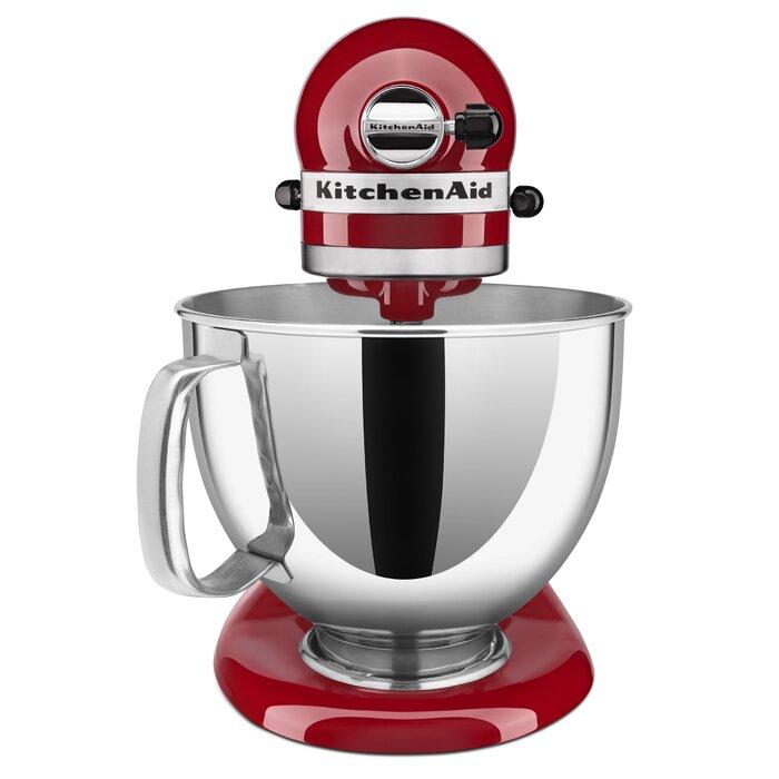 KitchenAid Artisan Series 10 Speed 5 Quart Tilt-Head Stand Mixer - KSM150