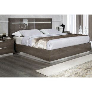Asberry Panel Bed
