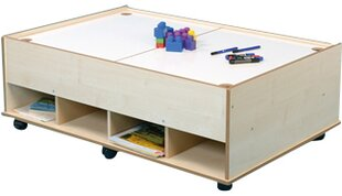 Children's Rectangular Arts and Crafts Table by Twoey Toys