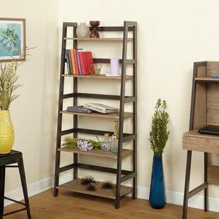 Mcmath 5 Tier Ladder Bookcase by Williston Forge