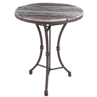 Millwood Pines Tincher Round Bistro Table