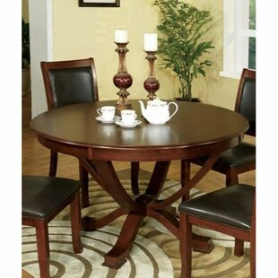 Reposa Round Solid Wood Dining Table