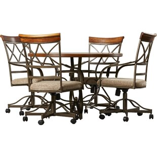 Villela 5 Piece Dining Set