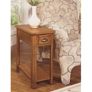 1014 End Table with Storage by Wildon Home�