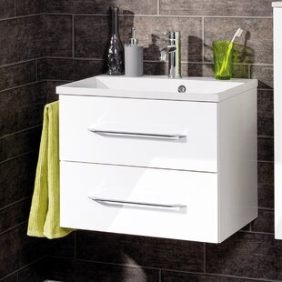 B.Clever 60cm Wall Mounted Vanity Unit By Fackelmann