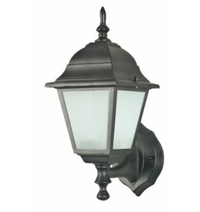 Price Check Hickson Outdoor Wall Lantern By Charlton Home
