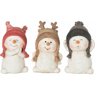 d5eff7ab04c88 Snowman Figurines You ll Love in 2019
