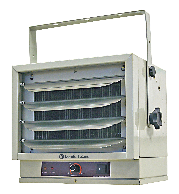 208//240 Volt 5,000 Watt Commercial 17,060 BTU 1 Phase ELECTRIC HEATER