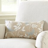 Breccan Quiet Birds Lumbar Pillow Cover