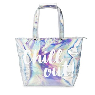 Chill Out Insulated Tote Carrier by Blush